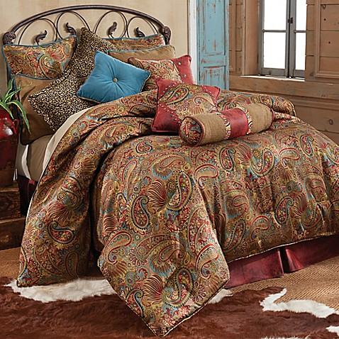 Hiend Accents San Angelo Bedding Collection Bed Bath
