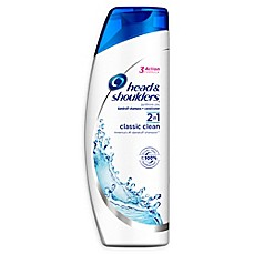 image of Head and Shoulders® 13.5 oz. 2-in-1 Shampoo and Conditioner in Classic Clean
