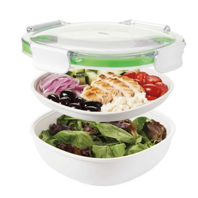 OXO Good Grips On the Go Salad Container Bed Bath Beyond