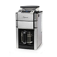 image of Capresso® Coffee TEAM PRO Plus 12-Cup Coffee Maker with Grinder