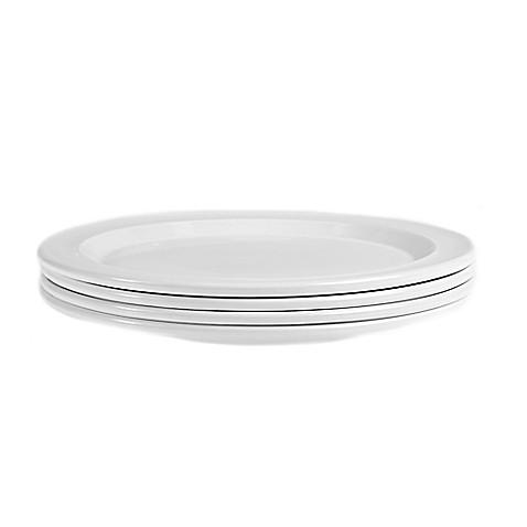 Emile Henry Dinner Plates in Flour (Set of 4)  sc 1 st  Bed Bath u0026 Beyond & Emile Henry Dinner Plates in Flour (Set of 4) - Bed Bath u0026 Beyond