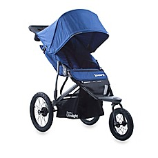 image of Joovy® Zoom 360 Ultralight Jogging Stroller in Blueberry