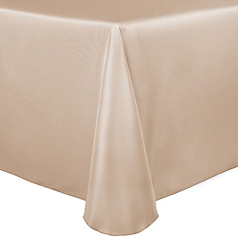 Buy Duchess 60 Inch X 120 Inch Tablecloth In Cafe From Bed