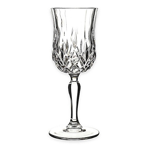 Buy Lorren Home Trends Opera Wine Glasses (Set of 6) from