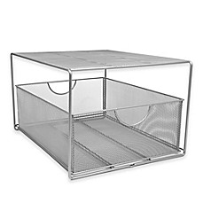 image of .ORG Mesh Slide-Out Cabinet Drawer with Shelf