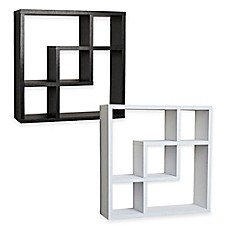 Wall Shelf decorative wall shelves, hooks & corner shelves - bed bath & beyond