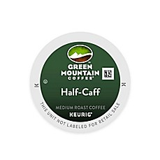 image of Keurig® K-Cup® Pack 48-Count Green Mountain Coffee® Half-Caff Value Pack
