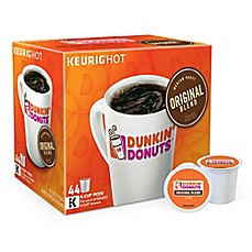 image of Keurig® K-Cup® Pack 44-Count Dunkin Donuts® Original Blend Coffee Value Pack
