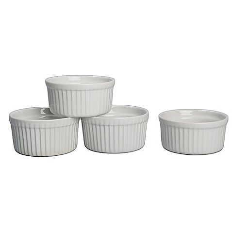 Porcelain Ramekins (Set of 4)