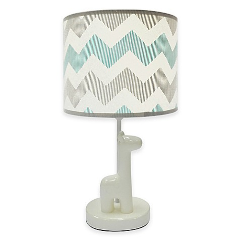 the peanut shell uptown giraffe lamp base with shade. Black Bedroom Furniture Sets. Home Design Ideas