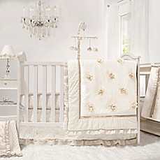 Image Of The Peanut Shell Juliette 4 Piece Crib Bedding Set