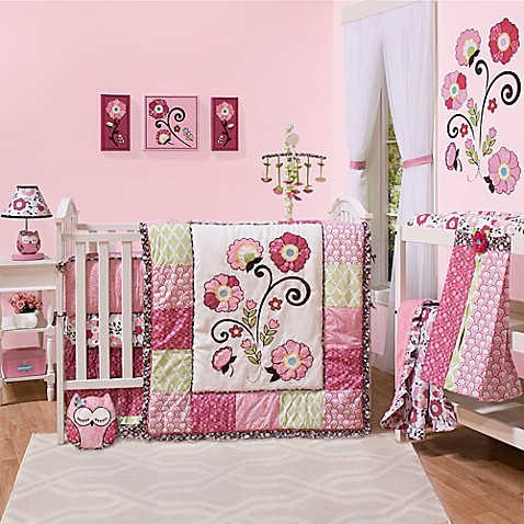 The Peanut Shell 174 Lainey Crib Bedding Collection Buybuy Baby