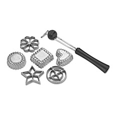 image of Nordic Ware® 8-Piece Swedish Rosette and Timbale Set