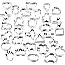 image of Wilton® 30-Piece Cookie Cutter Set