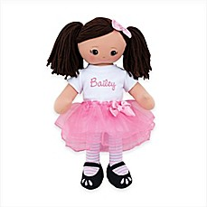 image of Hispanic Doll with Tutu
