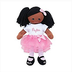 image of African American Doll with Tutu