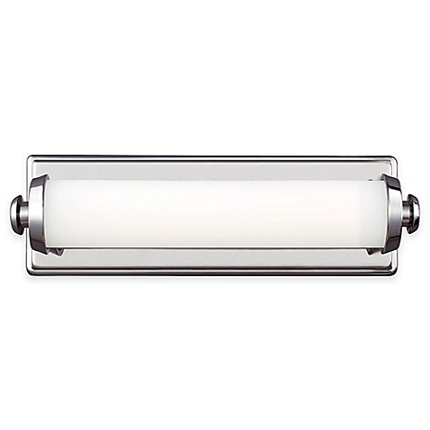 Feiss Edgebrook Led Bath Lighting Fixtures Bed Bath Beyond