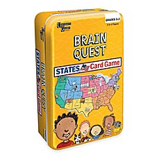 image of Brain Quest States Card Game