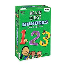 image of Brain Quest Numbers Counting Game