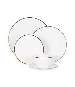 Vajilla Olivia & Oliver® de porcelana, 5 piezas