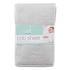 image of aden® by aden + anais® Muslin Fitted Crib Sheets