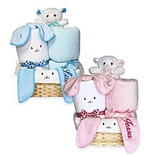 image of Silly Phillie® Creations Snuggle Bunny Gift Basket