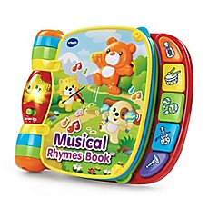 image of VTech®  Musical Rhymes Book