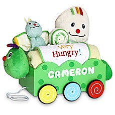 image of Silly Phillie® Creations Caterpillar Wagon Baby Shower Gift