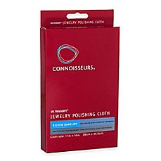 image of Connoisseurs® Silver Jewelry Polishing Cloth Kit