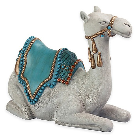 Bombay® Nour Camel Outdoor Statue