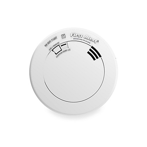 first alert 10 year smoke and carbon monoxide alarm buybuy baby. Black Bedroom Furniture Sets. Home Design Ideas
