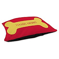 image of Dog Bone Indoor Pet Bed