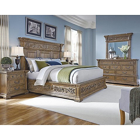pulaski bedroom sets. Pulaski Stratton Bedroom Furniture Collection  Bed Bath Beyond