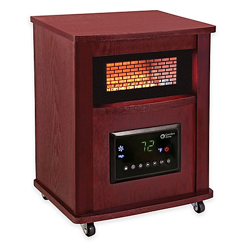 Comfort zone infrared cabinet heater bed bath beyond for Furniture zone near me