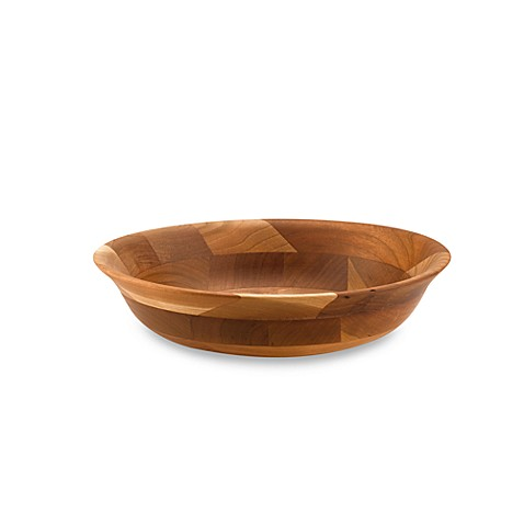 Snow River Cherry 9-Inch Individual Salad Bowl