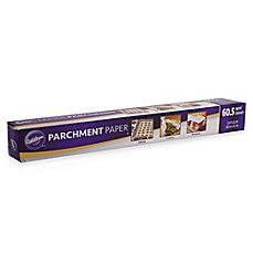 image of Wilton® 60-1/2' Parchment Paper Roll