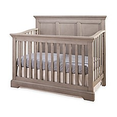 image of Westwood Design Hanley 4-in-1 Convertible Crib in Cloud
