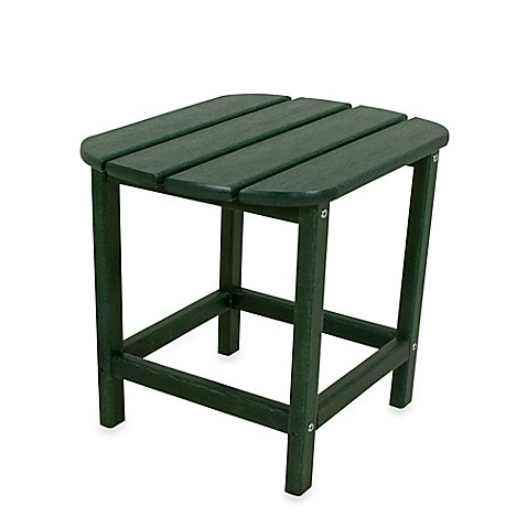 Polywood folding adirondack side table bed bath beyond for Regulation 85 table a