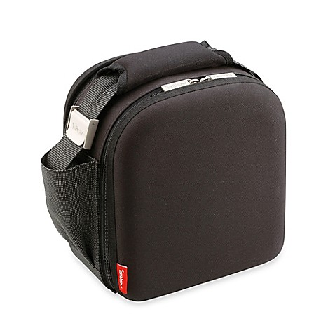 Nomad satin 3 piece insulated lunch bag with airtight for Nomad containers