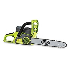 image of Sun Joe® iON Tool Series iON16CS 40-V 16-Inch Cordless Chainsaw with Brushless Motor