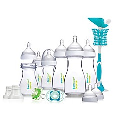 image of Born Free® Breeze Bottle Deluxe Gift Set in Clear