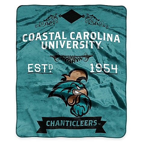 Ncaa coastal carolina university super plush raschel throw blanket ncaa coastal carolina university super plush raschel throw blanket sciox Gallery