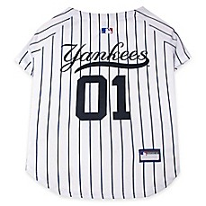image of MLB New York Yankees Dog Jersey