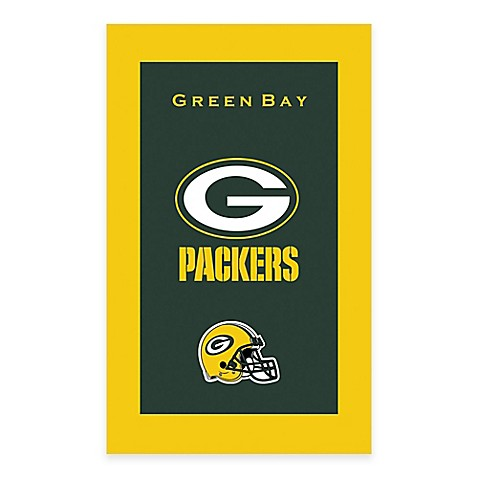 Buy NFL Green Bay Packers Bowling Towel From Bed Bath Beyond