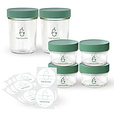 image of Sage Spoonfuls® Make In Bulk Glass Storage Set
