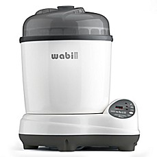 image of Wabi Baby™ 3-in-1 Steam Sterilizer and Dryer Plus
