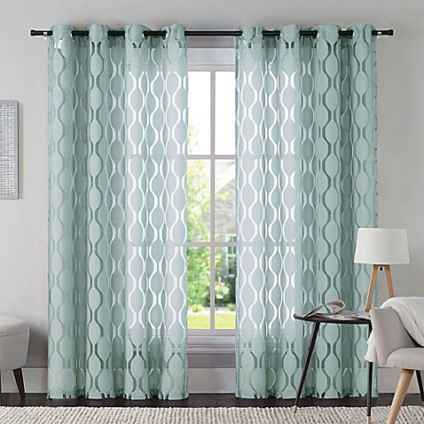 VCNY Aria Window Curtain Panel
