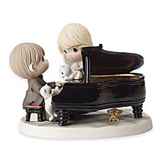 image of Precious Moments® Baby You're Grand Musical Figurine