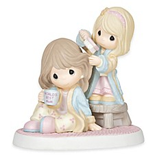 image of Precious Moments® I Cherish Our Time Together Figurine