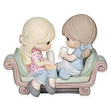 image of Precious Moments® Our Friendship is the Perfect Blend Figurine